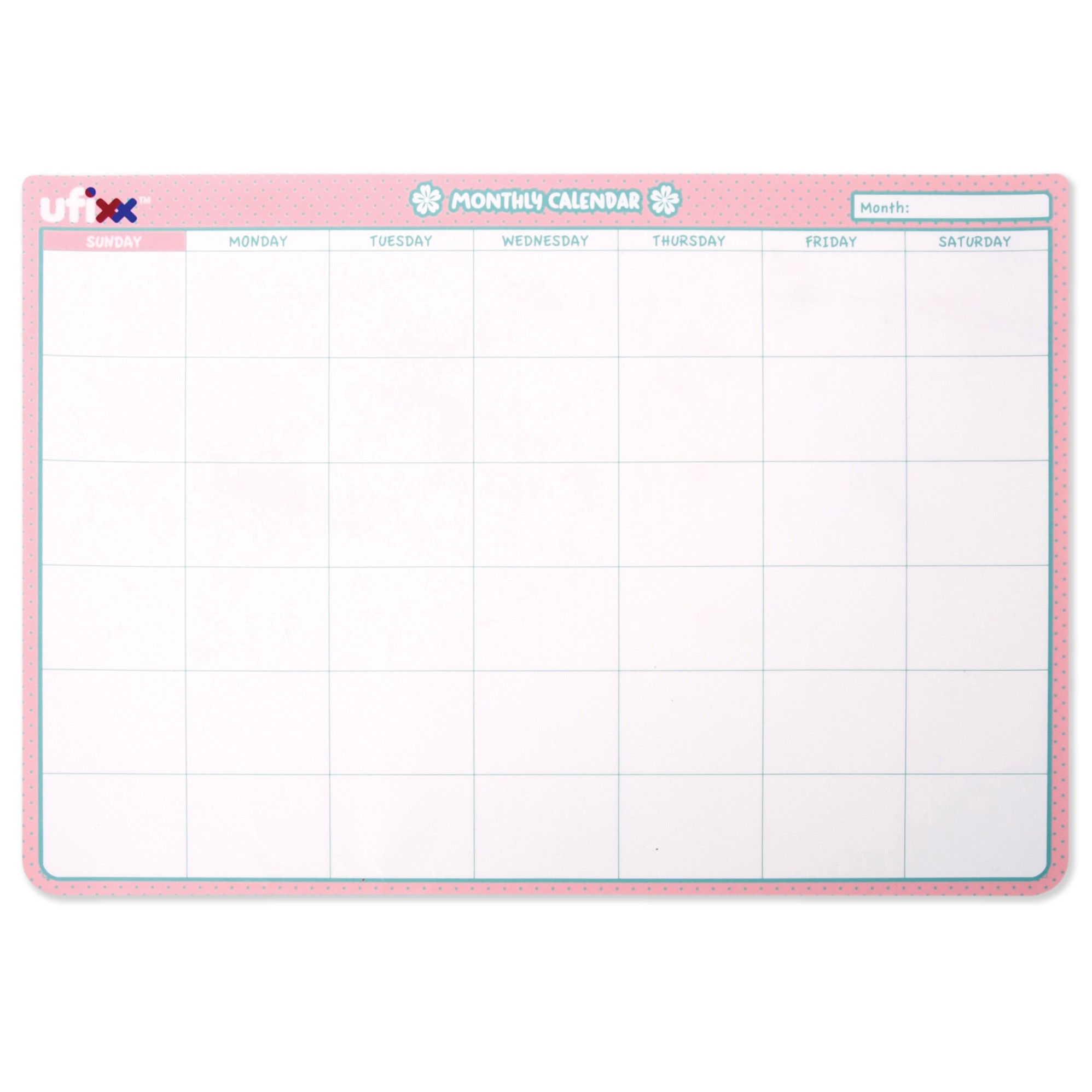 行事曆 (粉紅)