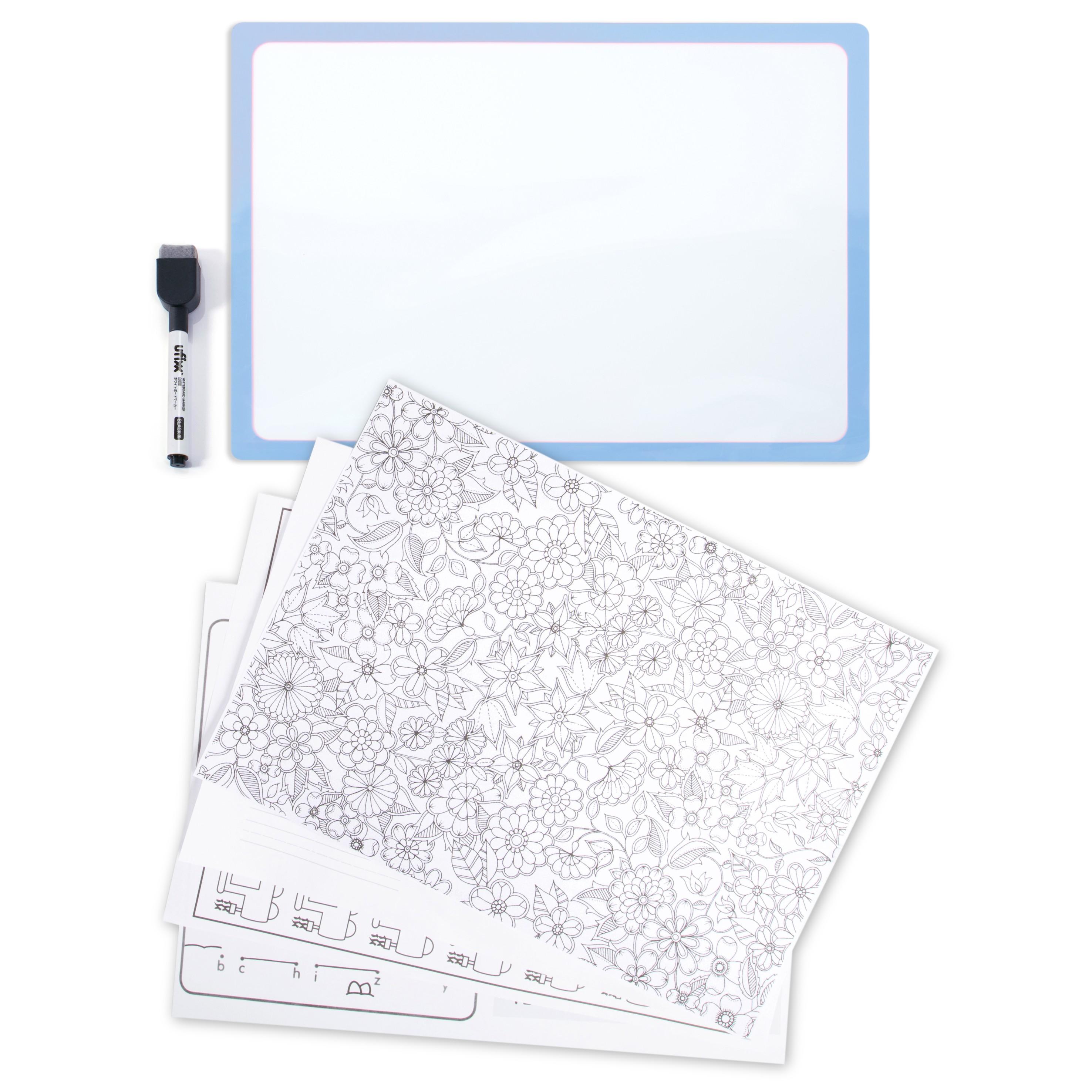 插卡透明白板 (A3)