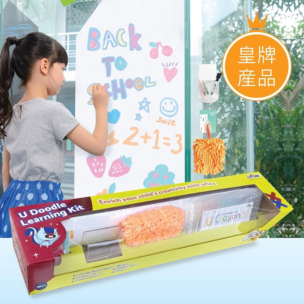 彩繪百寶箱 (白板貼)