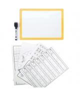 插卡透明白板 (A4)