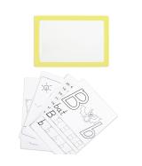 插卡透明白板 (A5)